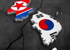 The two Koreas – evidence for how the Cold War continues