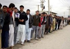 The role of technology in the 2014 Afghan elections