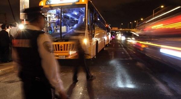 Anuncia Mancera transporte nocturno para el DF