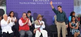 EPN anuncia inicio de construcción de la autopista Tuxpan Tampico