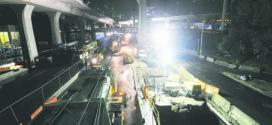 Hasta 47 MDP de pérdida para transportistas por cierres en Periférico Norte