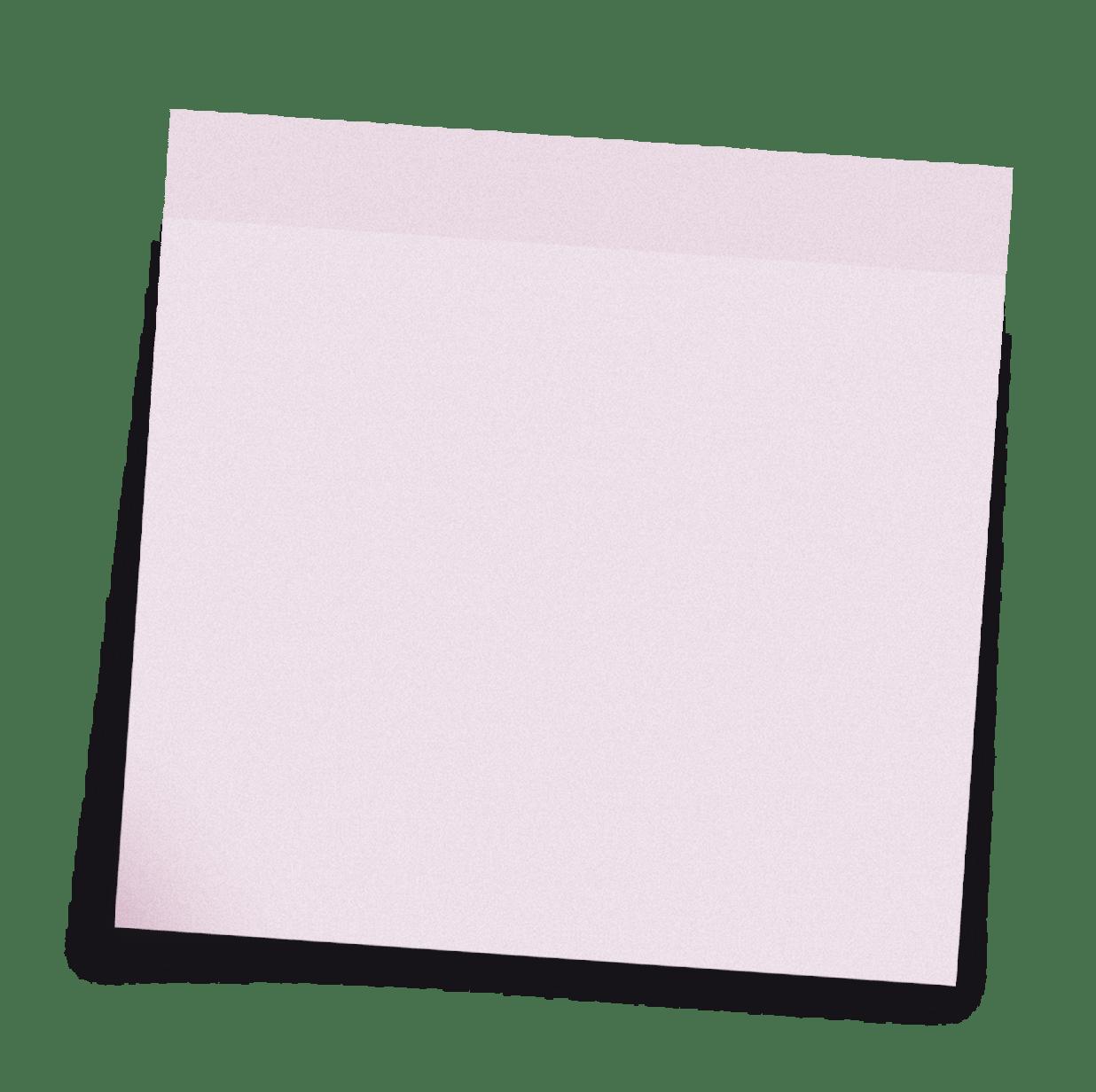 Post-it Papier