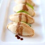 Ravioli di brisè con salsiccia e stracchino facilissimi con il dumpling cube