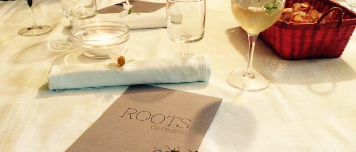 eventi | roots - piatti