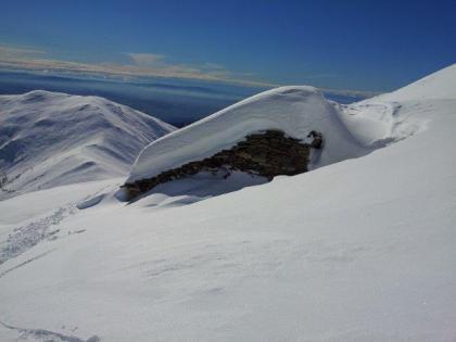 Le escursioni in montagna: alpeggio sopra Inverso