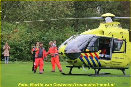 20 Oktober LFL01 Zoetermeer Zwaardslootseweg