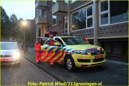 19 Oktober MMT4 Groningen West Indischekade