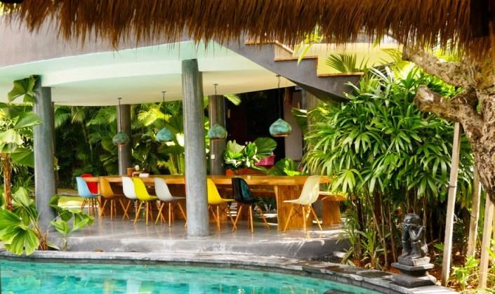 Premium Surfunterkunft in Bali