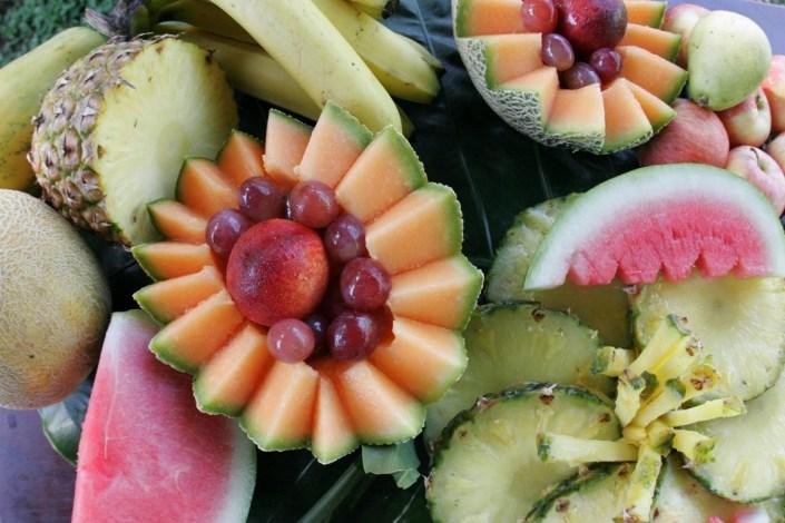 Frische Früchte in Costa Rica