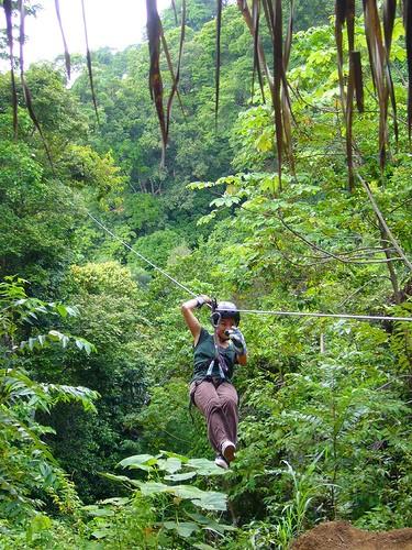 Natur von Costa Rica endecken