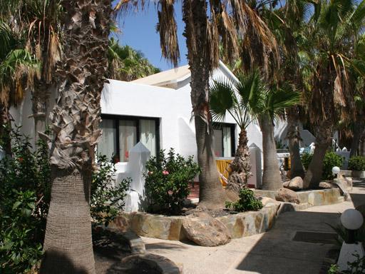Surfschule Costa Calma Bungalow Außenansicht