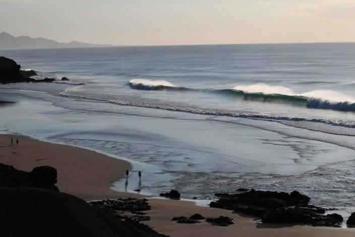 Surfen lernen am Traumstrand Fuerteventura