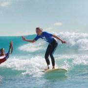 Familien Surfcamp - Surfurlaub auf Fuerteventura