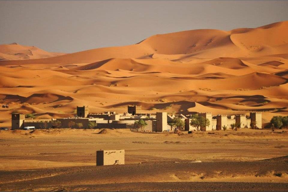 Wüste Surfurlaub Marokko