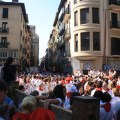 Pamplona street