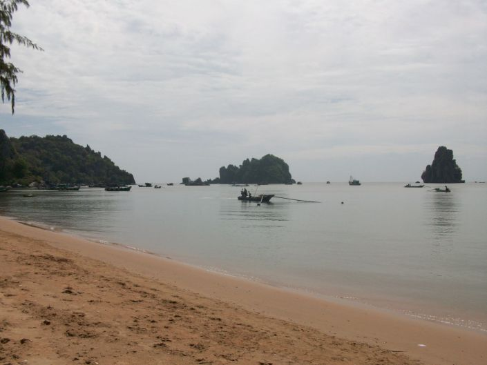 Hon Chong- Vietnam's Mini Halong Bay
