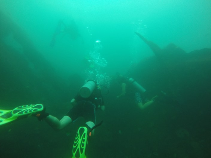 The Shipwrecks Of Amed: Diving The USS Liberty In Bali
