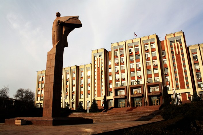 I Went To Transnistria, A Country Which Doesn't Even Exist