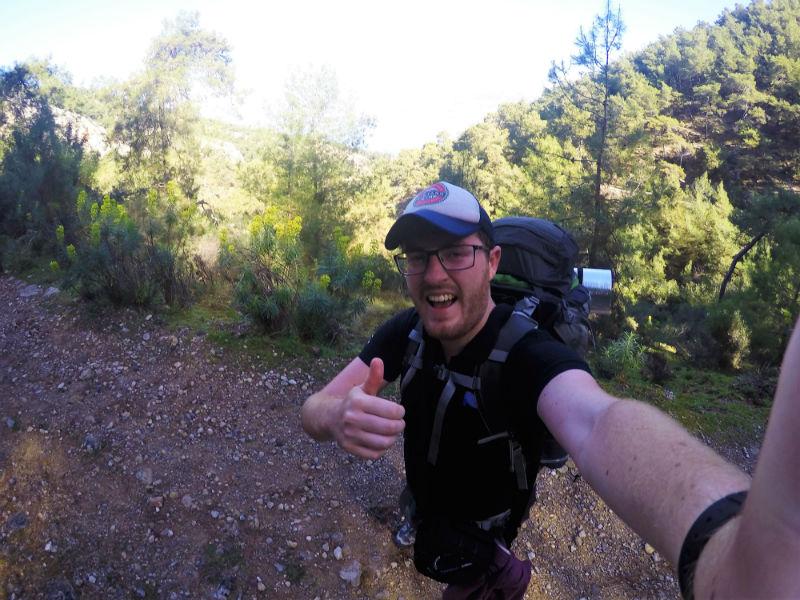 Hiking the Lycian Way