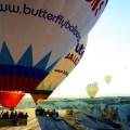 The Balloons of Cappadocia