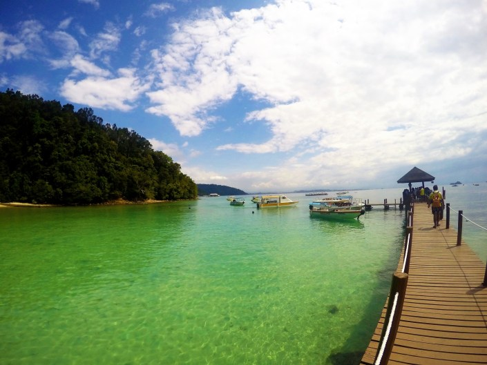 Photos From The Road: Kota Kinabalu And The Islands