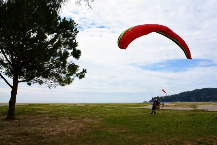 My Paragliding Crash In Oludeniz