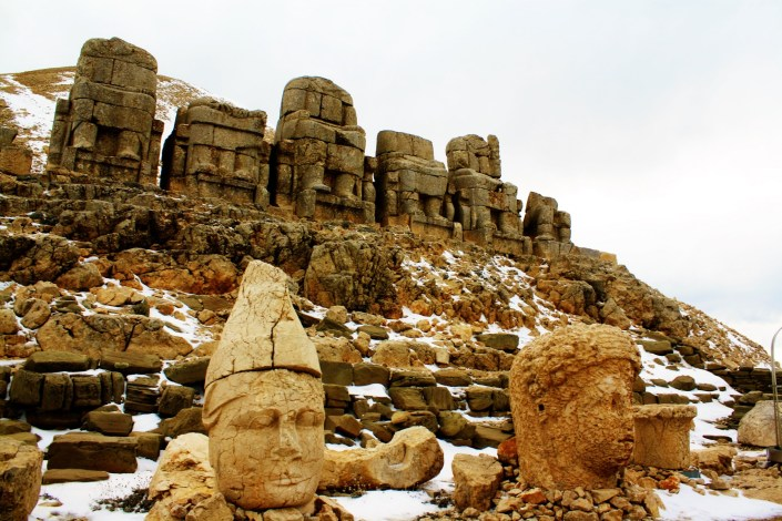 How To Travel From Cappadocia To Mount Nemrut