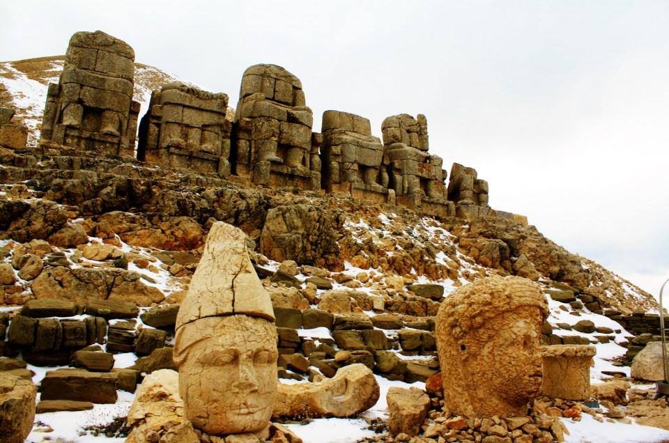How To Travel From Cappadocia To Mount Nemrut