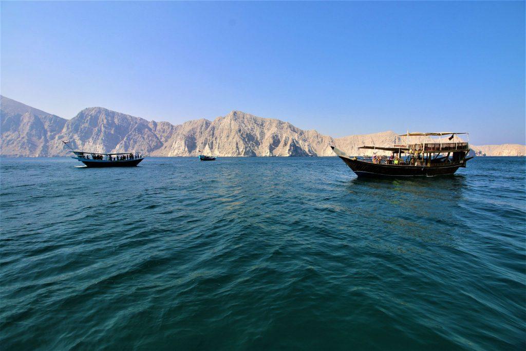 Khasab Musandam Oman Dhow Cruise