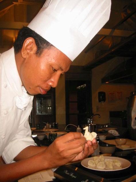 Balinese Chef
