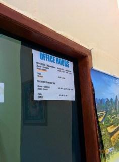 PNG Consulate Jayapura visa fees
