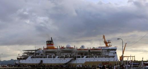 KM Pelni Boat Tilongkabila