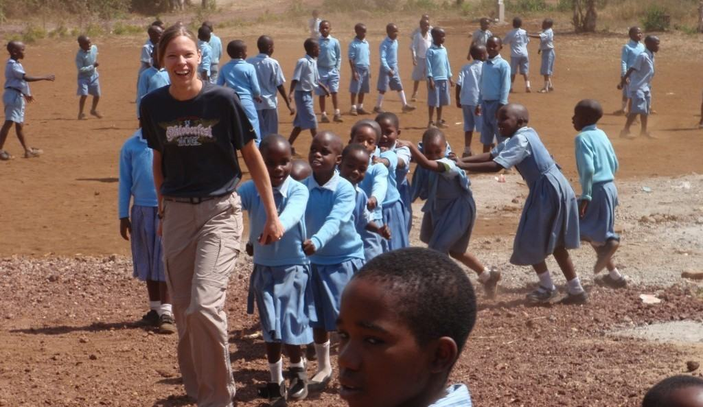 School Kids in Tanzania