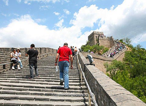 Beijing Travel China  Forbidden City  Map  Facts  Weather  Tips Badaling Great Wall