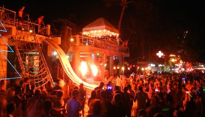 Koh Phangan Full Moon Party2