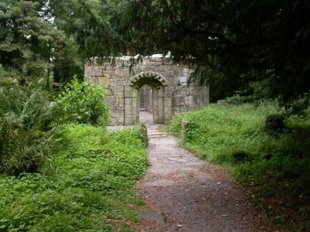 Inchagoill Island
