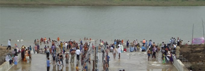 Godavari-River-Bathing-Ghat