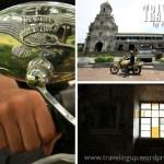 Visita Iglesia via Motorcycle