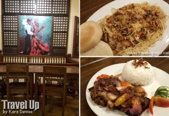 kaiku spanish filipino restorante malingap