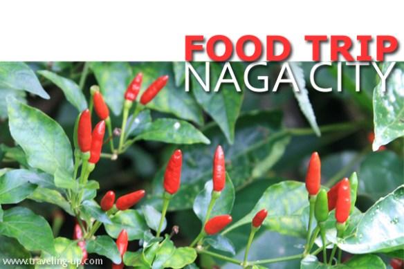 food trip naga city