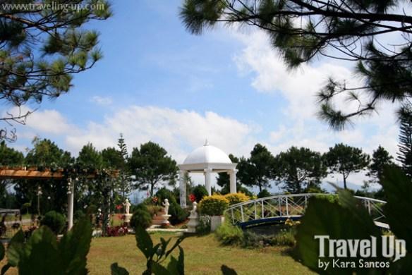 sierra madre hotel & resort gazebo