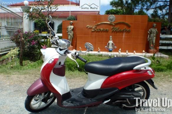 sierra madre hotel  resort travelup motorcycle