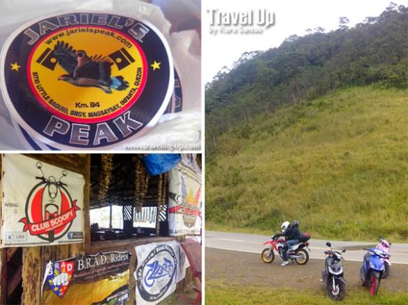 jariels peak infanta quezon motorcyclists