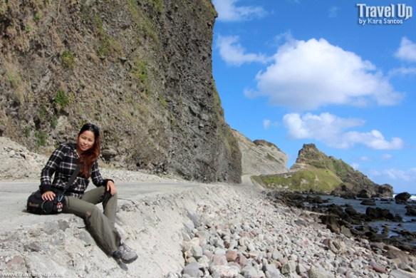 imnajbu road cliffs batanes