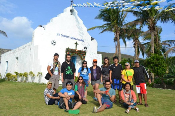 batanes sabtang island group shot