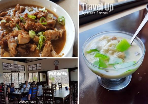 pico de pino cafe restaurant tanay food