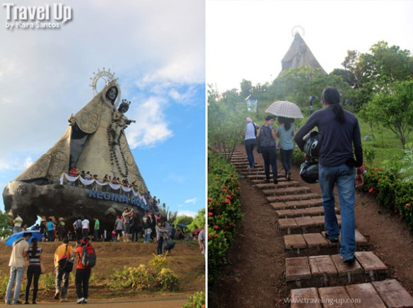 regina rica tanay rizal trail