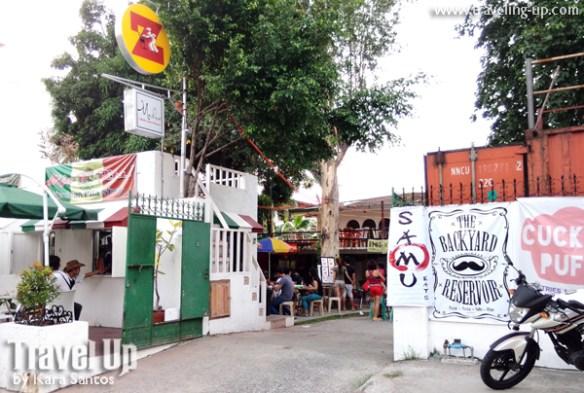Z the zone outdoor foodcourt malingap