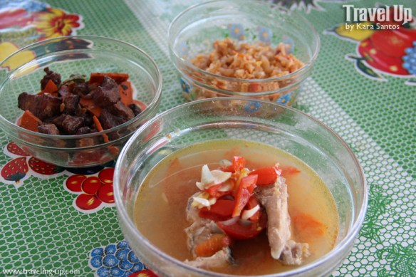 itbayat batanes catered homestay meal