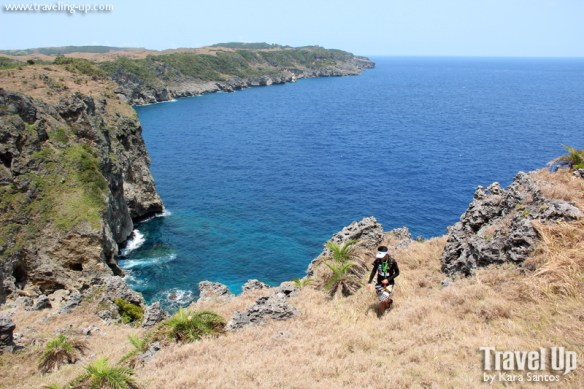 itbayat batanes view from torongan hill
